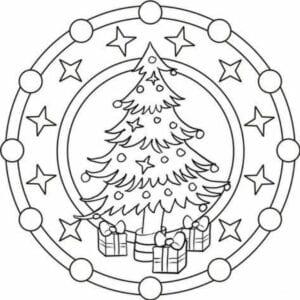 mandalas de natal