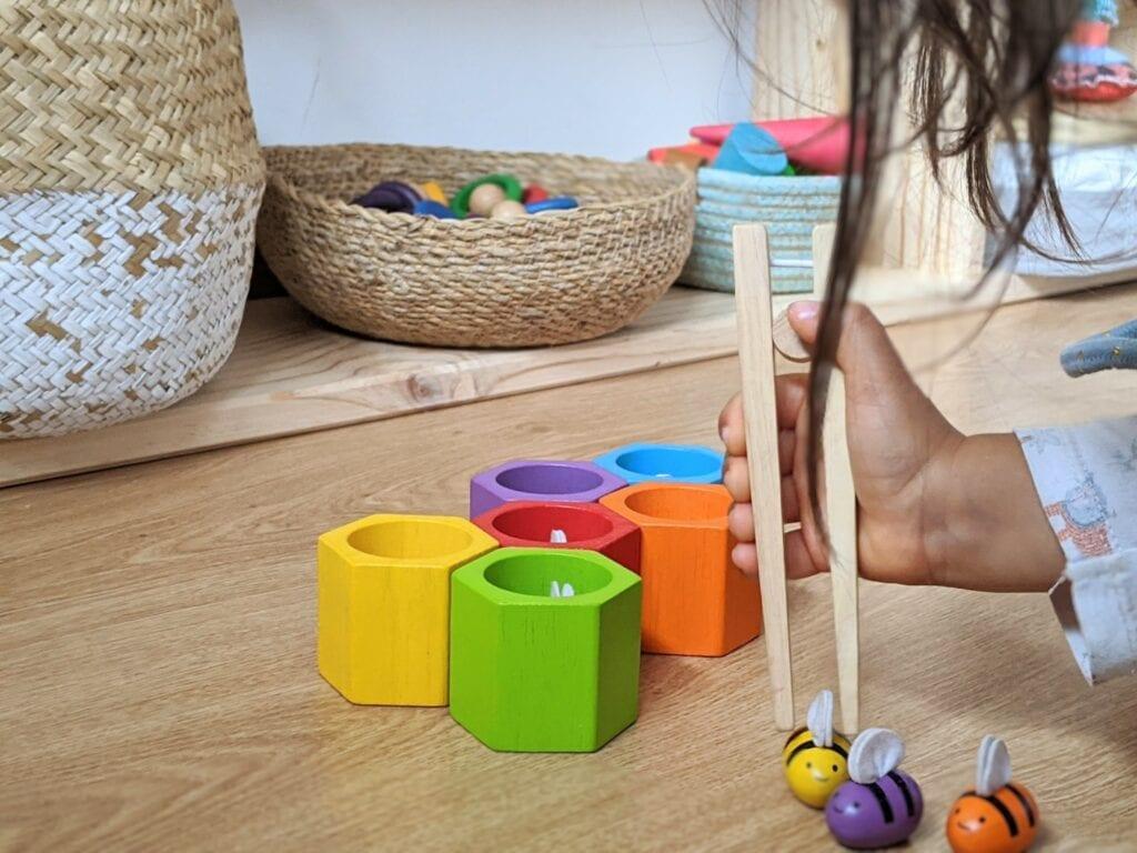 tipos de brinquedo educativo