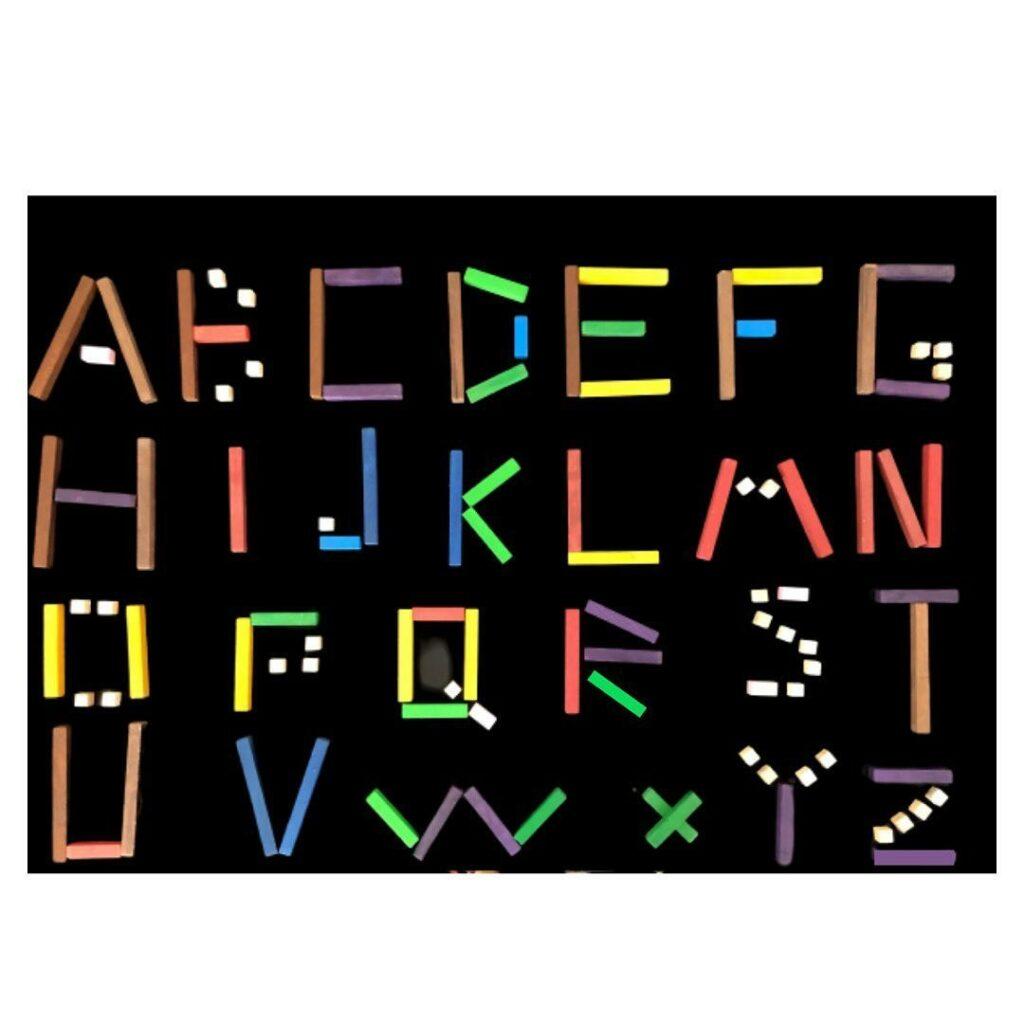 aprender brincando o alfabeto