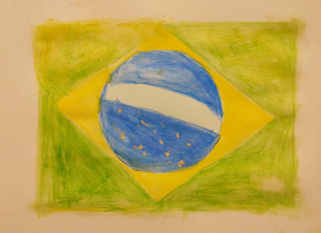 atividade com as cores da bandeira do brasil 01