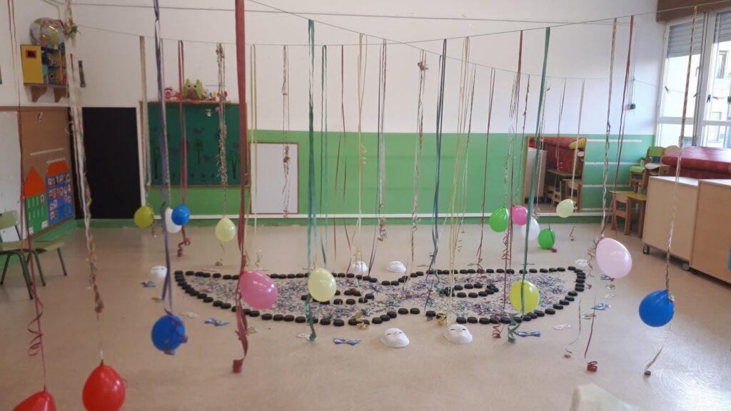 atividade de carnaval para maternal 2