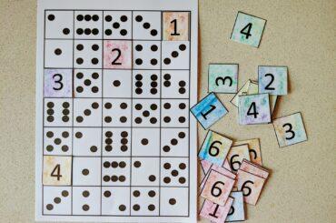 atividade para desenvolver o pensamento matematico