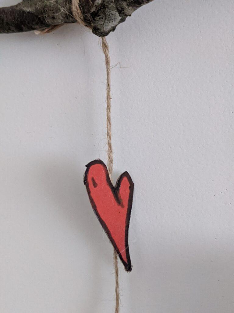 atividade sobre amor e amizade 08