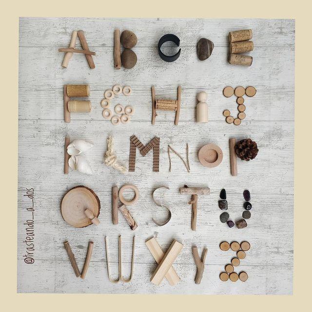 brincadeira alfabeto