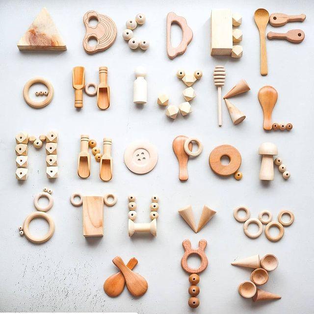 brincadeira com letras do alfabeto