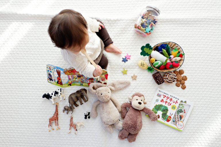 brinquedos que estimulam linguagem