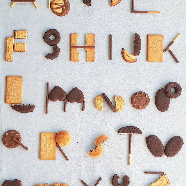 criar o alfabeto