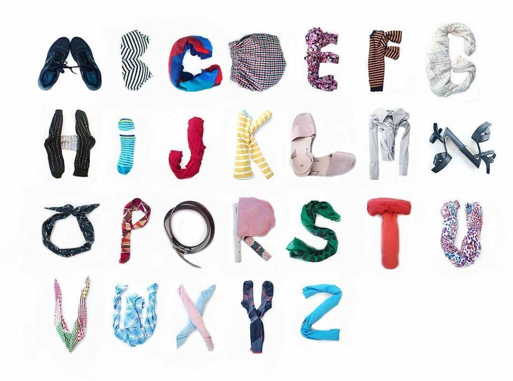 letras do abecedario para aprender