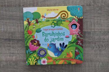 livros infantis sobre jardim