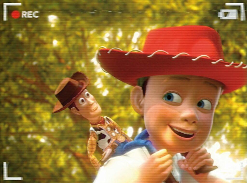 toy story 1 filme de amizade