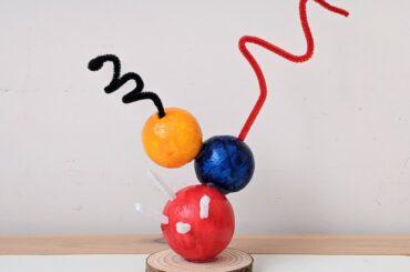 atividade de artes com escultura chiaozza