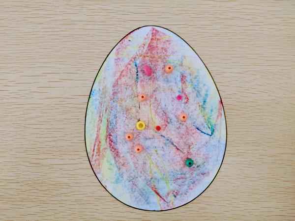 atividade de artes com ovo de pascoa 01