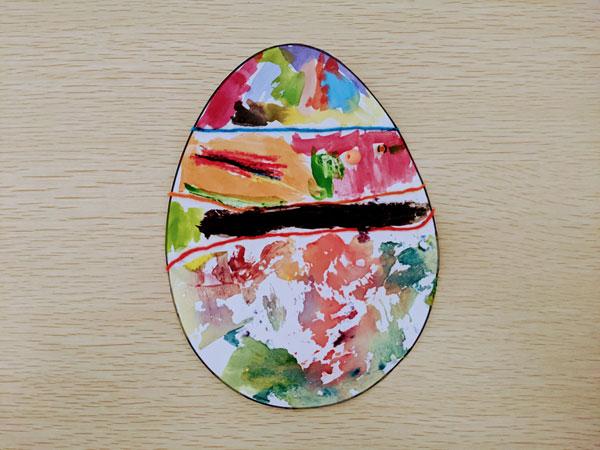 atividade de artes com ovo de pascoa 02