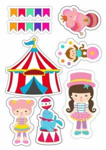 contar historia infantil de circo
