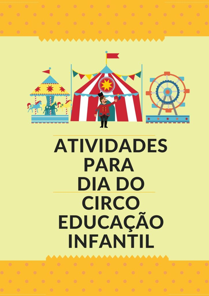 dia do circo educacao infantil