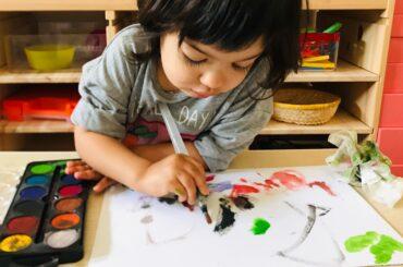 atividade de artes com aquarela 02