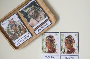 atividade sobre povos indigenas