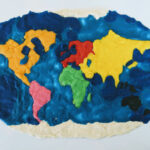 Atividade mapa mundi