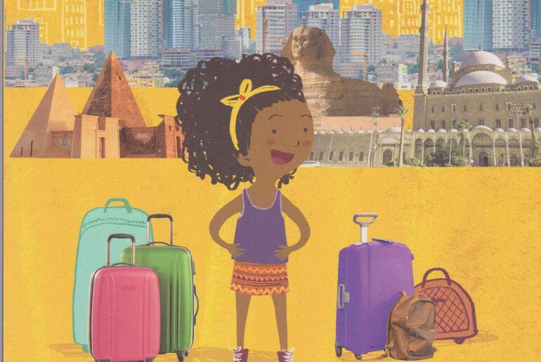 Livros infantis sobre a África